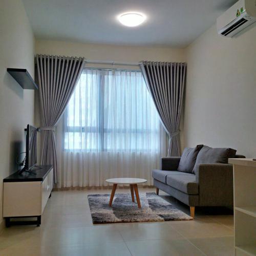 Căn hộ tầng 12 Masteri Thảo Điền view thoáng mát, đầy đủ nội thất.