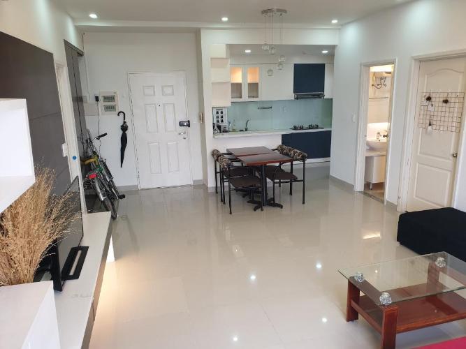Căn hộ Riverside Residence đầy đủ nội thất, view sông thông thoáng