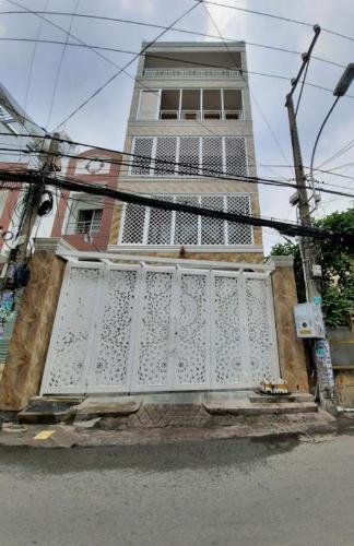 Mặt tiền nhà phố Nguyễn Văn Luông, Quận 6 Nhà phố hẻm xe tải 6m, hướng Tây Nam, diện tích 184.5m2.