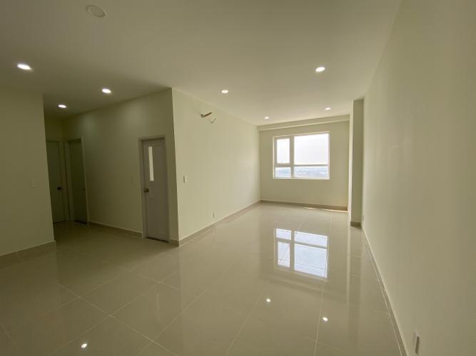 Căn hộ Topaz Elite tầng 4 thiết kế kỹ lưỡng, không nội thất.
