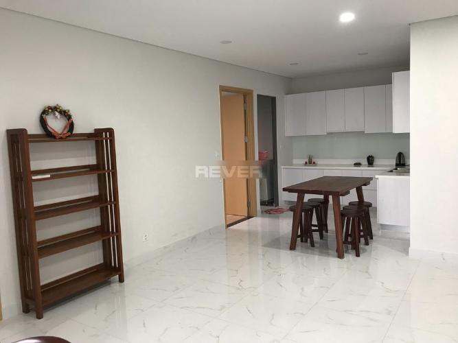 Phòng bếp An Gia Riverside, Quận 7 Căn hộ An Gia Riverside đầy đủ nội thất, ban công hướng Nam.