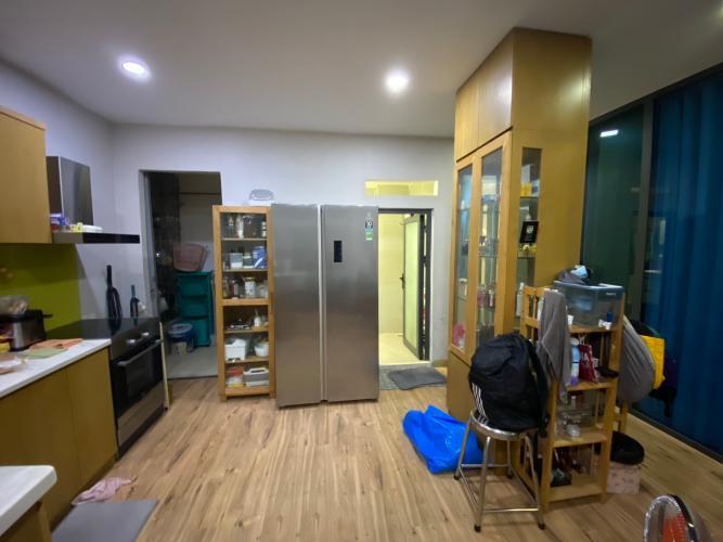 Căn hộ tầng 2 Phan Văn Trị diện tích 55m2, đầy đủ nội thất.