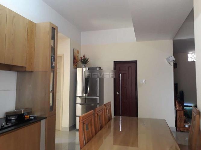 Phòng bếp căn hộ chung cư Bình Minh, Quận 9 Căn hộ cao ốc Bình Minh tầng trung nội thất đầy đủ.