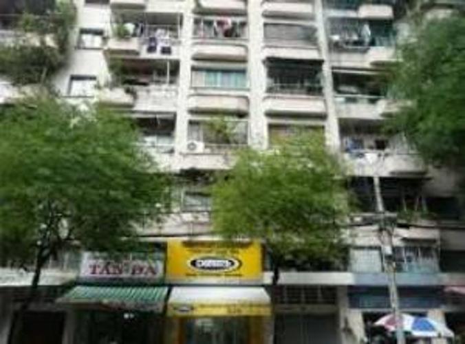 Chung cư 43 Hồ Văn Huê, Phú Nhuận Căn hộ chung cư Hồ Văn Huê ban công hướng Tây, nội thất cơ bản.