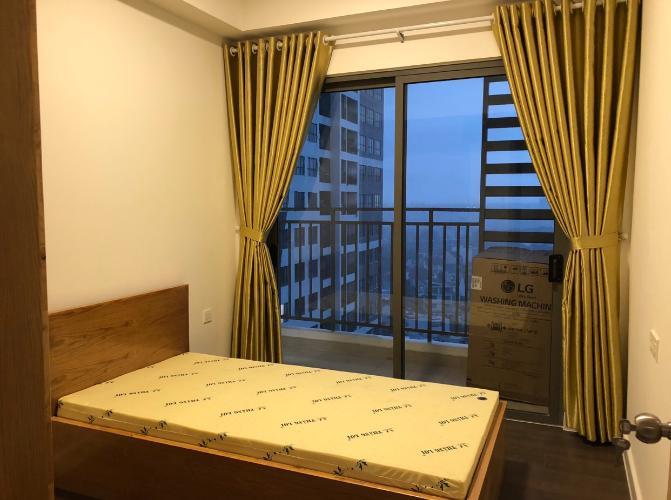 phòng ngủ căn hộ The Sun Căn hộ tầng cao The Sun Avenue view thành phố thoáng mát