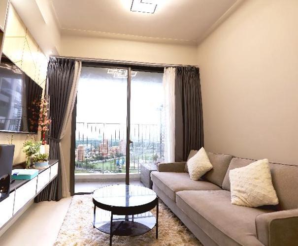 Bán căn hộ view thành phố - Masteri An Phú tầng trung, 2 phòng ngủ, diện tích 70.8m2, đầy đủ nội thất.