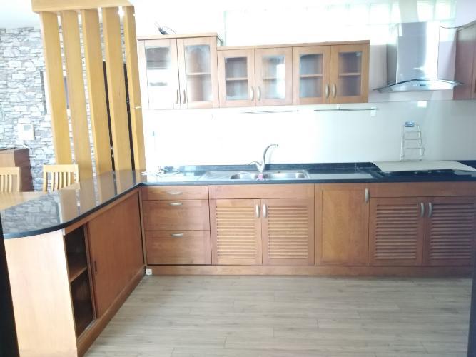 Phòng bếp Cảnh Viên 2, Quận 7 Căn hộ Cảnh Viên 2 hướng Đông Bắc, đầy đủ nội thất tiện nghi.