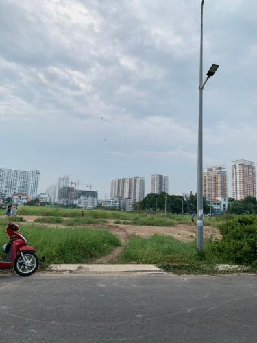 Đất nền KDC Thái Sơn diện tích 250m2 đối diện công viên.