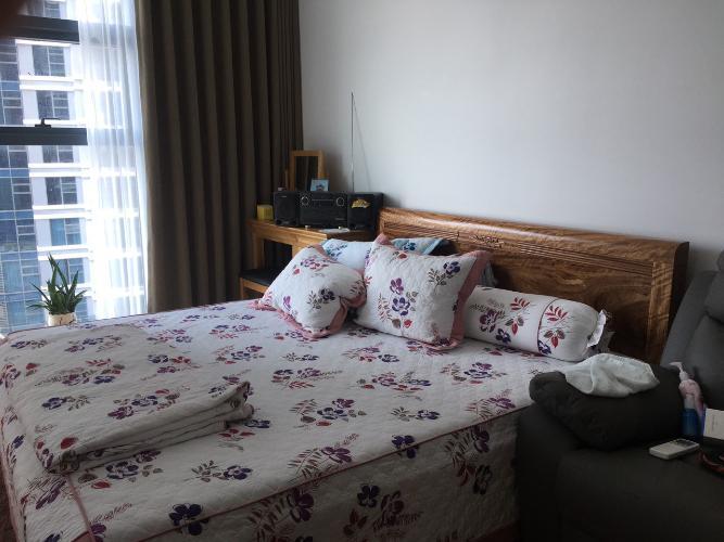 Phòng ngủ căn hộ Sunwah Pearl  Căn hộ Sunwah Pearl đầy đủ nội thất, hướng Tây Nam