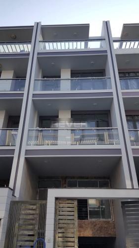 Nhà đường rộng 13m KDC Vạn Phúc Riverside City Q.Thủ Đức, hướng Đông Bắc.