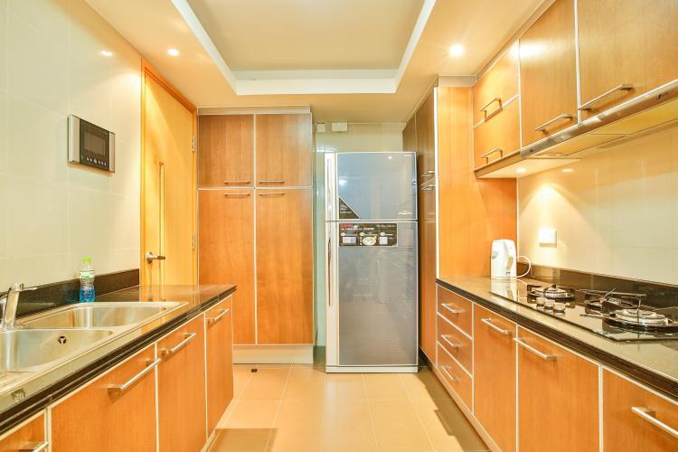 Phòng bếp Căn hộ 3 phòng ngủ tầng cao Ruby 1 Saigon Pearl