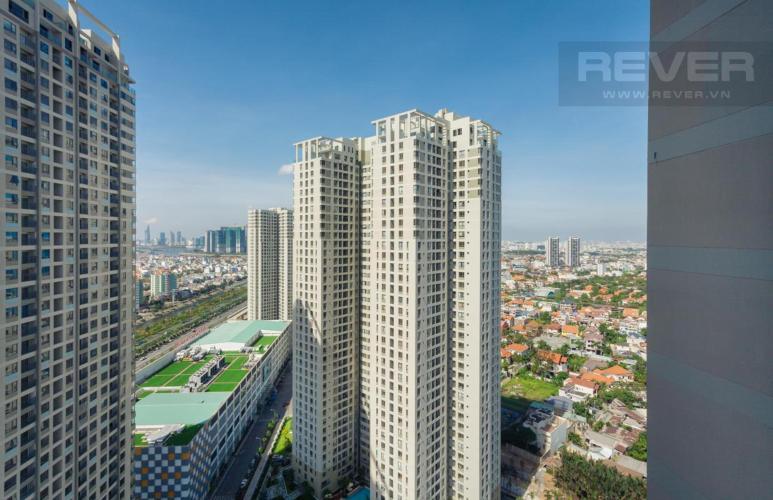 View 1 Căn hộ tầng cao 2 phòng ngủ T4B Masteri Thảo Điền