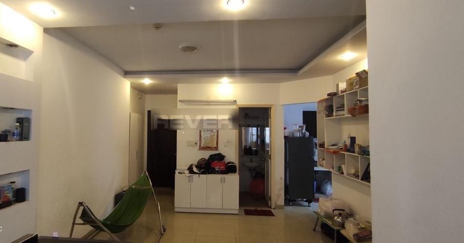 Căn hộ Chung cư 155 Nguyễn Chí Thanh căn góc thoáng mát, đầy đủ nội thất.