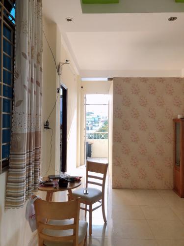 Căn hộ chung cư 336 Nguyễn Văn Luông nội thất cơ bản, hướng Tây.