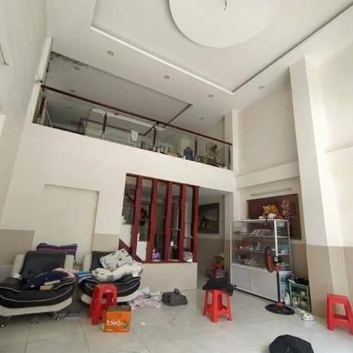 Phòng ngủ nhà phố Nhà phố mặt tiền diện tích 8mx19.5m thích hợp kinh doanh.
