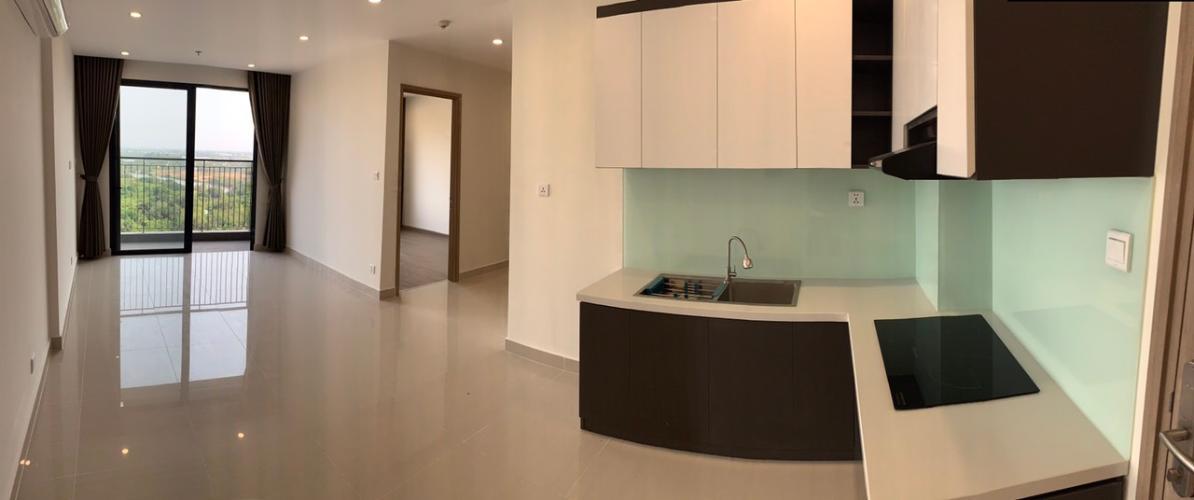 Căn hộ tầng 25 Vinhomes Grand Park nội thất cơ bản, view nội khu