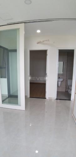 Căn hộ 2 phòng ngủ Saigon Intela tầng 5, nội thất cơ bản.