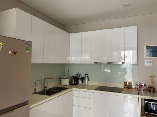Phòng bếp An Gia Riverside, Quận 7 Căn hộ An Gia Riverside ban công hướng Tây, đầy đủ nội thất.
