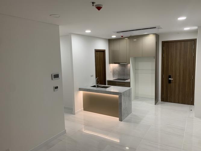 Căn hộ Kingdom 101 tầng 20 thiết kế hiện đại, nội thất cơ bản.