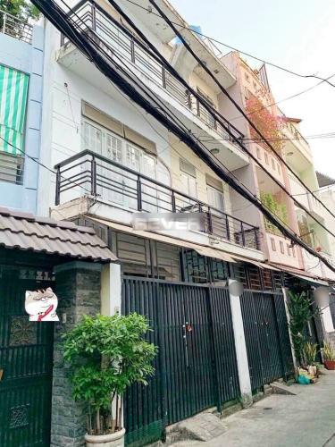Nhà phố Phú Nhuận hướng Tây Bắc, hẻm xe hơi rộng rãi.