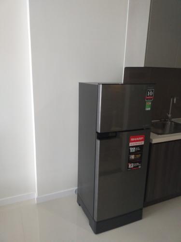 Phòng bếp căn hộ LAVIDA PLUS Office-tel Lavida Plus nội thất cơ bản, có thể làm văn phòng.