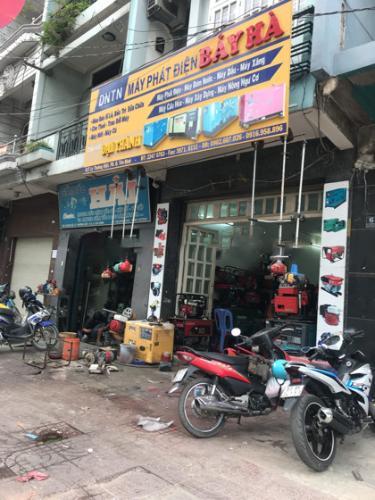 Nhà phố mặt tiền đường Lý Thường Kiệt, kết cấu 4 tầng kiên cố.