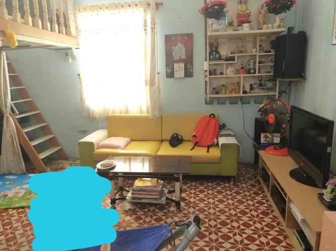 Căn hộ Chung cư Nguyễn Đình Chiểu nội thất cơ bản, cửa hướng Tây Bắc.