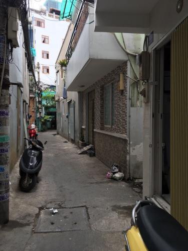 Nhà phố Bình Thạnh Bán nhà phố hai mặt tiển, hẻm 2m đường Nguyễn Hữu Cảnh, Bình Thạnh, diện tích đất 12.3m2
