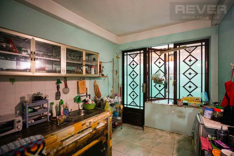 Phòng  bếp nhà phố Bình Thạnh Bán nhà 3 tầng hẻm Hồ Xuân Hương, Bình Thạnh, sổ hồng, cách chợ Bà Chiểu 800m