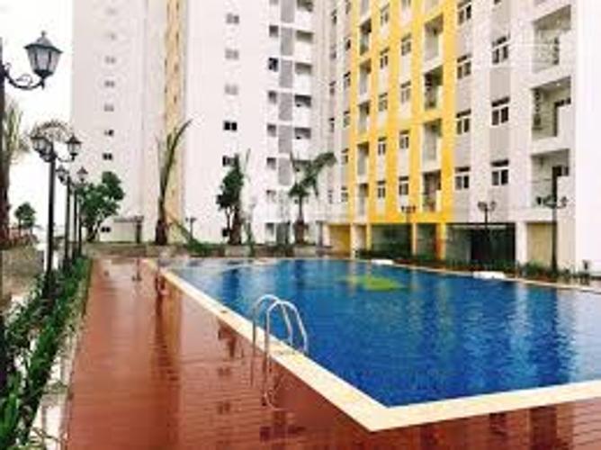 tiện ích căn hộ city gate Căn hộ tầng trung City Gate view đại lộ, đầy đủ nội thất.
