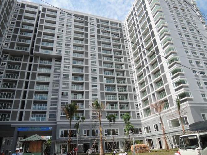 Carillon Apartment, Tân Bình Căn hộ Carillon Apartment nội thất cơ bản, hướng Đông.