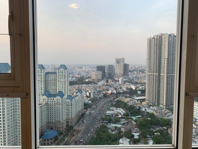 View Saigon Pearl Quận Bình Thạnh Căn hộ Saigon Pearl nội thất hiện đại, view thành phố.
