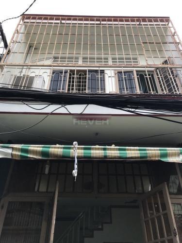 Mặt tiền nhà phố Quận Bình Thạnh Nhà phố hẻm xe ba gác diện tích 40m2, không có nội thất.