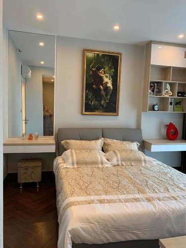 Phòng ngủ Phú Mỹ Hưng Midtown Căn hộ Phú Mỹ Hưng Midtown nội thất sang trọng, view nội khu.