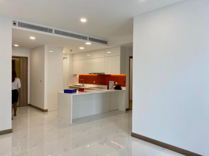 Căn hộ Sunwah Pearl tầng 35, đón view toàn thành phố tuyệt đẹp.