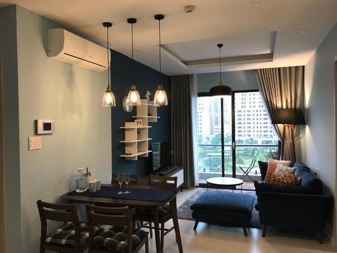 Căn hộ New City Thủ Thiêm tầng 6 diện tích 75m2, đầy đủ nội thất.