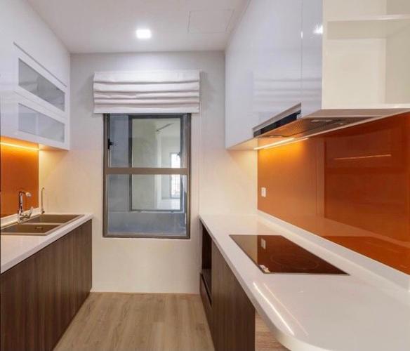 bếp căn hộ The Sun Căn hộ The Sun Avenue tầng cao, đầy đủ nội thất, ban công thoáng mát.