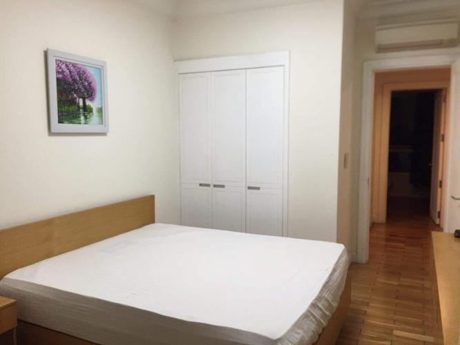 Phòng ngủ The Manor Quận Bình Thạnh Căn hộ The Manor tầng thấp, đầy đủ nội thất