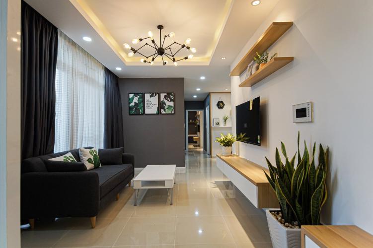 căn hộ Star Hill Căn hộ Star Hill Phú Mỹ Hưng tầng trung, nội thất sang trọng.