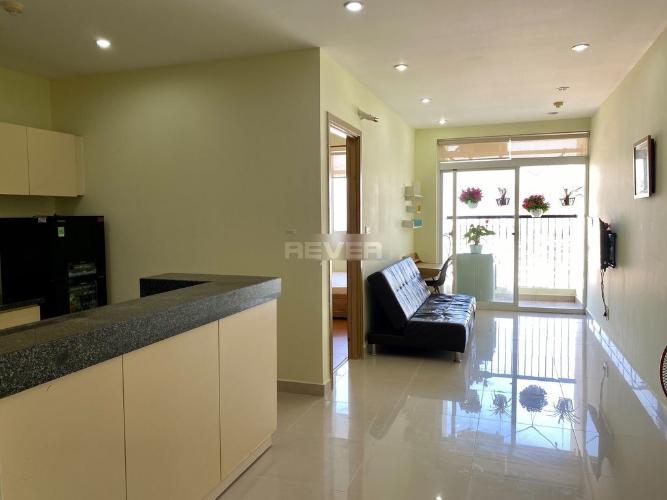 Căn hộ tầng 17 Ngọc Lan Apartment hướng Đông, nội thất cơ bản.