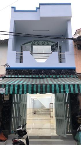 Mặt tiền nhà phố Quận Bình Tân Nhà phố hẻm rộng 10m Q.Bình Tân hướng Nam diện tích 120m2, có sổ đỏ.