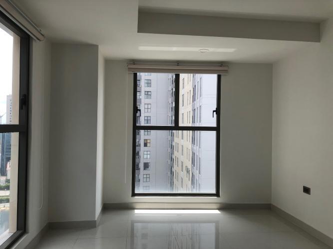Phòng ngủ , căn hộ SaiGon Royal , quận 4 Officetel Saigon Royal tầng 17 view thoáng mát, nội thất cơ bản.