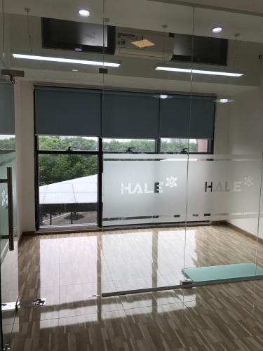 Căn Officetel The Sun Avenue tầng thấp, bàn giao nội thất cơ bản.