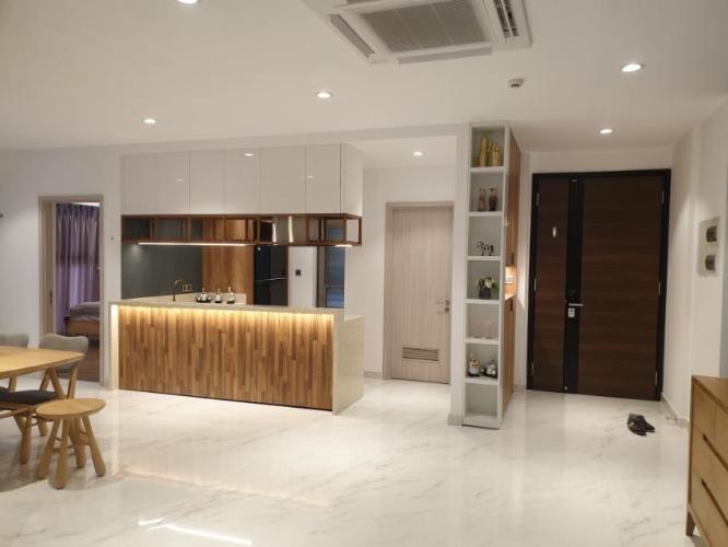 Phòng bếp căn hộ Phú Mỹ Hưng Midtown Căn hộ 2 phòng ngủ Phú Mỹ Hưng Midtown trang bị đầy đủ nội thất.