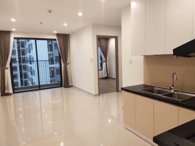 Căn hộ tầng 25 Vinhomes Grand Park thiết kế hiện đại, nội thất cơ bản