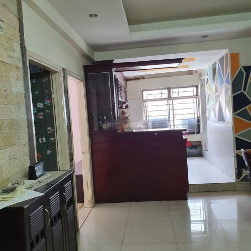 Căn hộ chung cư Tôn Thất Thuyết đầy đủ nội thất, view thành phố.