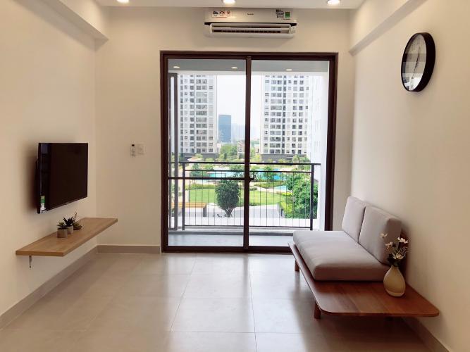 Căn hộ Saigon South Residence tầng thấp, đầy đủ nội thất
