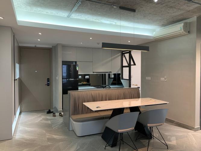 Phòng bếp căn hộ The View Riviera Point Căn hộ tầng cao Riviera Point đầy đủ nội thất, ban công rộng view sông