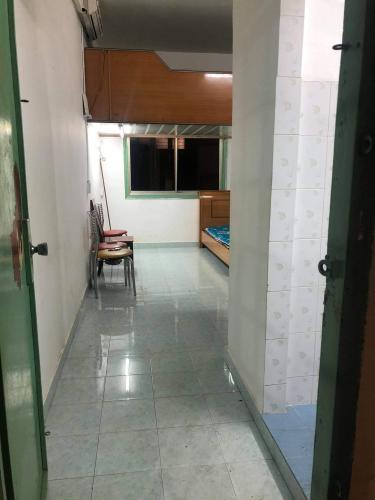 Căn hộ chung cư Nguyễn Thái Bình nội thất cơ bản, view mát mẻ