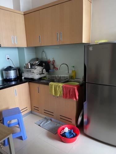 Phòng bếp Him Lam Riverside, Quận 7 Căn hộ Him Lam Riverside ban công hướng Nam, đầy đủ nội thất.